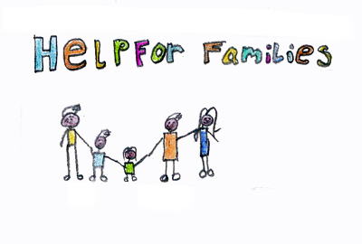 1-2-1 support, help for families