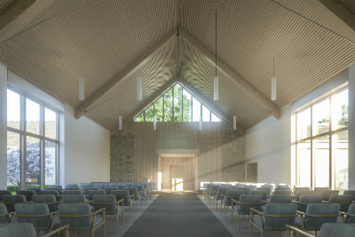 main chapel artist impression
