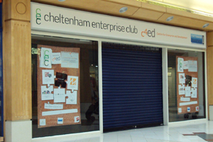 Cheltenham enterprise club