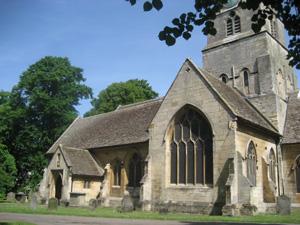 Grade I listed St Marys Church