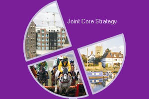 Joint Core Strategy logo
