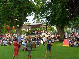Montpellier Gardens fun day