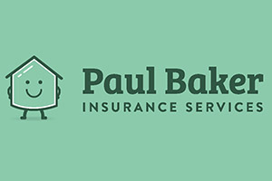 Paul Baker insurance services logo - NCLBawards sponsor