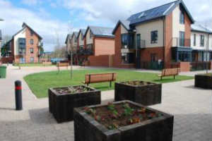 Picture of St Paul's housing re-generation project