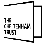 The Cheltenham Trust logo, black text on white background