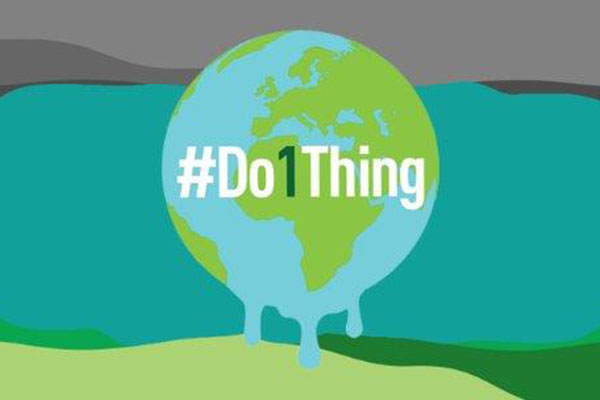 Do 1 Thing campaign logo