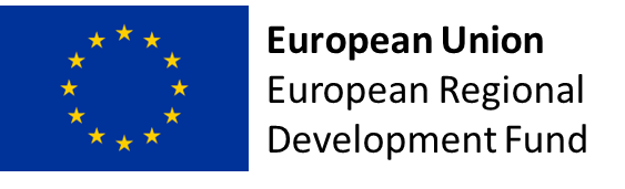 European regional development funds logo