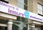 Cheltenham's leisure centre