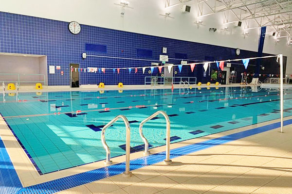 Picture of a swimming pool at Leisure at Cheltenham
