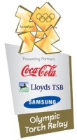 London 2012 Olympic Torch Relay logo