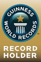 Guinness World Records record holder logo