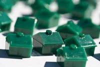 Green monopoly houses