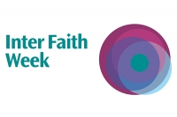 Logo for Inter Faith Week 2019