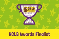 Finalist logo for NCLB
