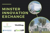 Artist impressions of Minster Innovation Exchange