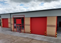 New industrial units for enterprise centre
