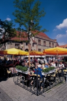 Gottingen market place